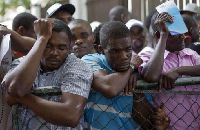 129 Haïtiens seront déportés des Etats-Unis cette semaine