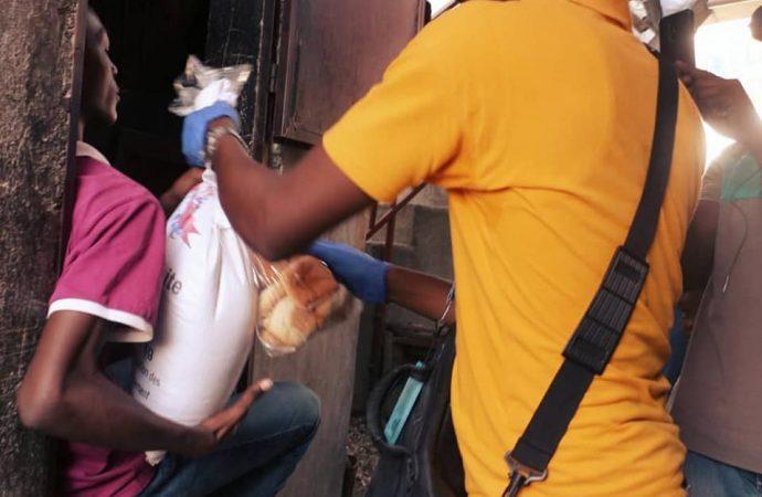 Coronavirus: Le FAES répond aux besoins urgents des plus faibles