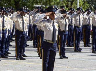 Des policiers de la 30eme promotion réclament 9 mois d'arriérés de salaire