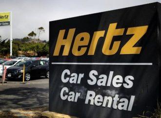 Covid-19 : le loueur de voitures Hertz se déclare en faillite aux États-Unis et au Canada
