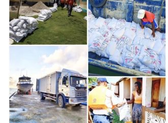 Haïti-Coronavirus : distribution de rations sèches et de masques, le FAES change de stratégie