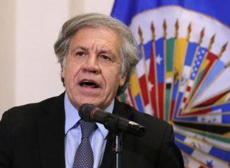 """"""" Le mandat de Jovenel Moïse arrivera à terme le 7 février 2022 """", dixit Luis Almagro"""