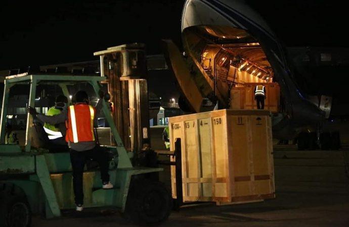 Coronavirus: Une 7e cargaison de matériels et équipements médicaux livrée en Haïti