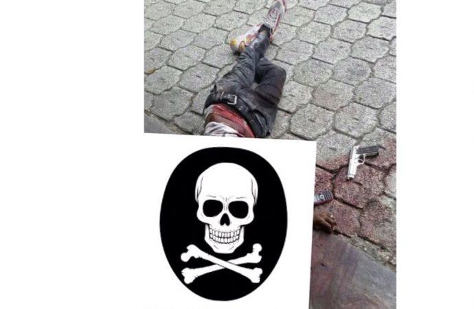 Insécurité: 2 présumés bandits tués par la police