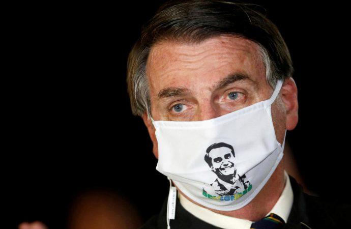 Le président brésilien Jair Bolsonaro a été testé positif au Covid-19