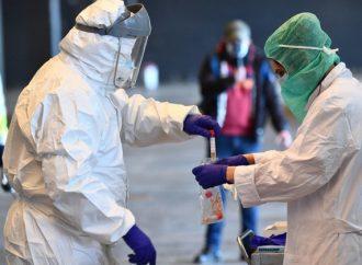 Coronavirus : 6040 personnes testées positives, 107 décès et 1032 guéris