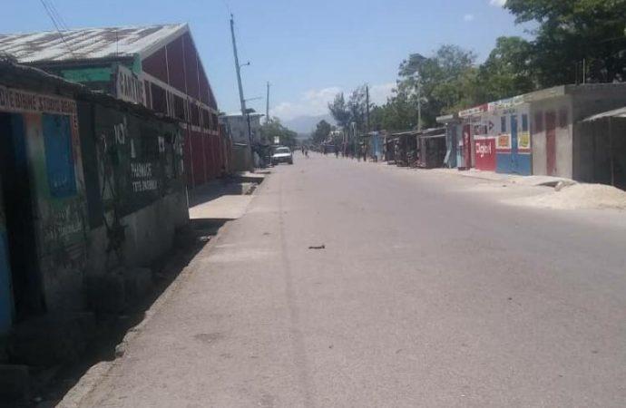 Cité-Soleil :  une vingtaine de morts dans les affrontements armés