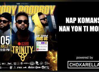 Le live de Roody RoodBoy, un spectacle totalement réussi !