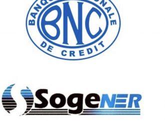 La BNC somme la SOGENER pour le remboursement d'une dette de près de 20 millions de dollars