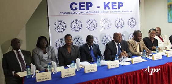 Démission en bloc des membres du CEP !