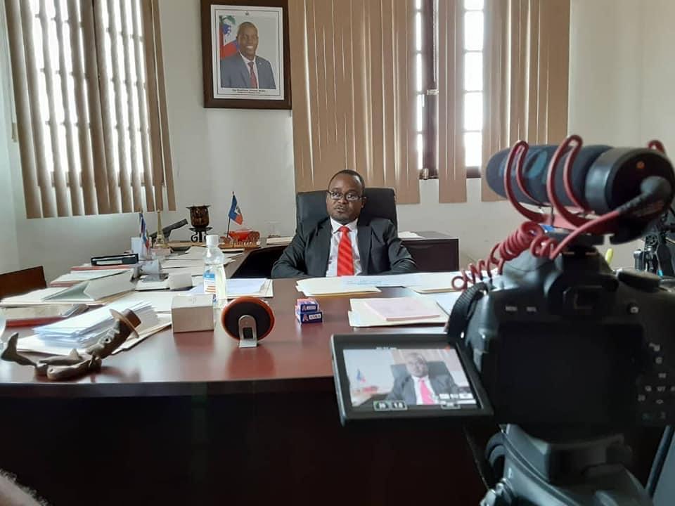 DNL: Jean Emmanuel Jacquet fait le bilan de ses 100 jours