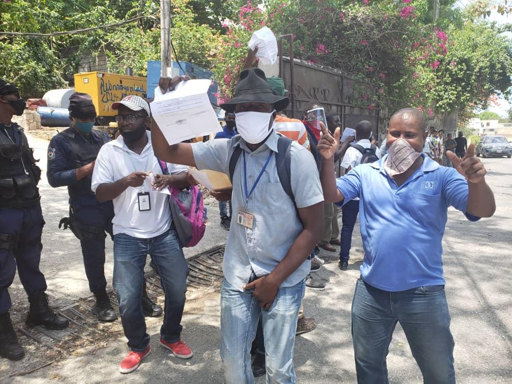 Éducation : l'un des chefs de file de mobilisation des enseignants, Georges Wilbert Franck, transféré