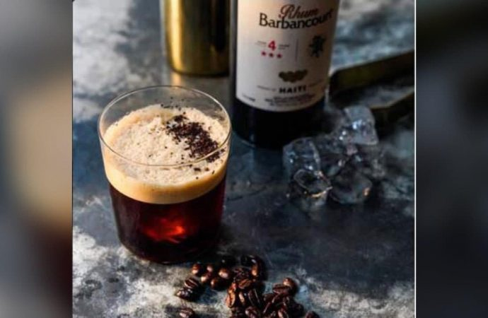 Cocktail à base de café, en veux-tu, en voilà