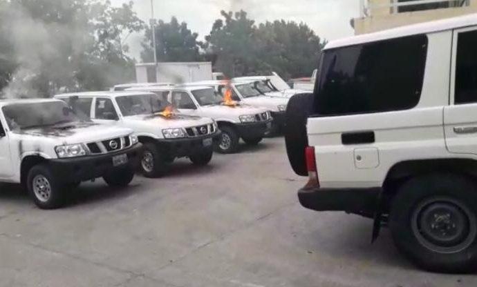 Le FAES condamne les actes barbares perpétrés en son local
