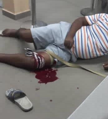 Deux clients de la SOGEBANK victimes d'une attaque armée sur la nationale #1