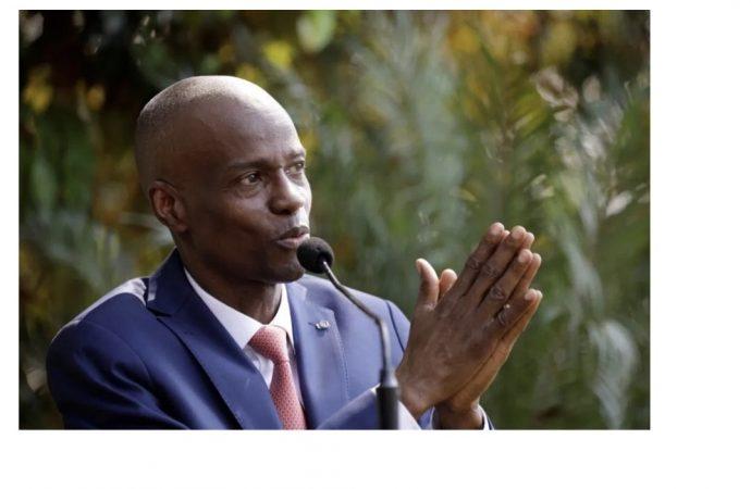 Jovenel Moïse veut la nouvelle Constitution en mars 2021 au plus tard