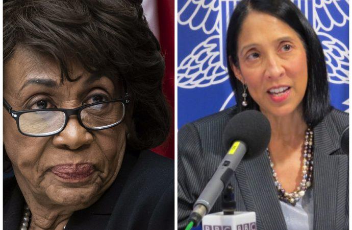 Maxine Waters exhorte l'ambassadeur des USA de s'opposer aux élections en Haïti