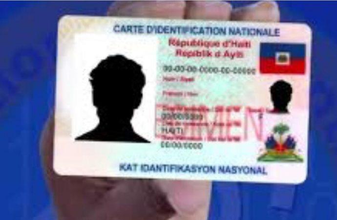 À partir du 16 octobre l'ancienne carte d'identification ne sera plus valide, prévient l'ONI