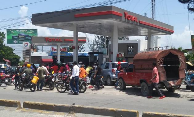 Importante réduction du prix des produits pétroliers !
