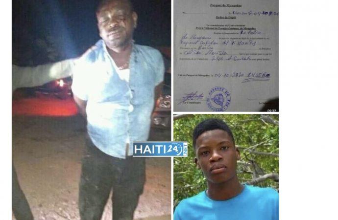 Assassinat d'un jeune à Miragôane: un agent de sécurité du sénateur Denis Cadeau arrêté