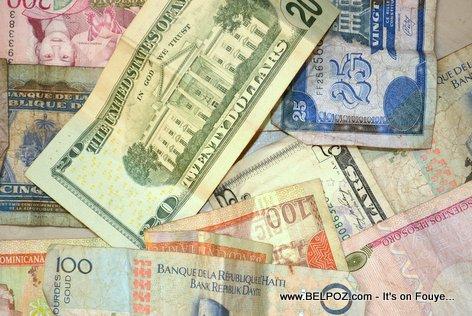 Taux de référence : la BRH affiche 62,36 gourdes pour un dollar