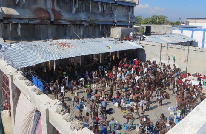Vers le décongestionnement des prisons de la juridiction de Port-au-Prince