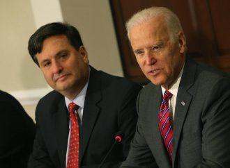 USA: Joe Biden nomme son chef de cabinet