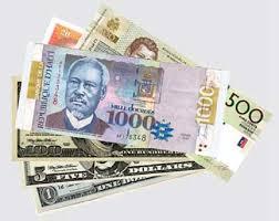 Taux de référence : la BRH affiche 66,11 gourdes pour un dollar