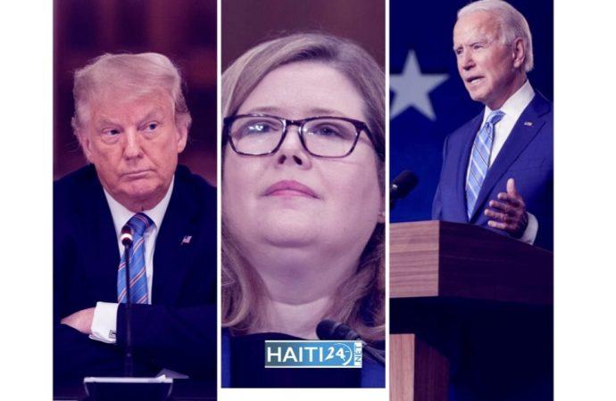 La transition Trump-Biden dans l'impasse