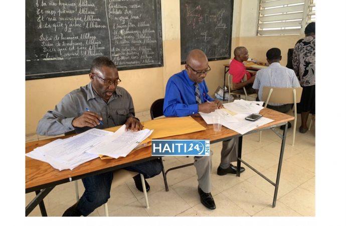 Education: La correction des textes d'examens va bon train