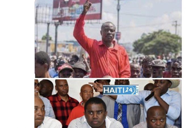 Manifestation du 18 novembre : Pitit Dessalin et le secteur démocratique divisés sur le parcours