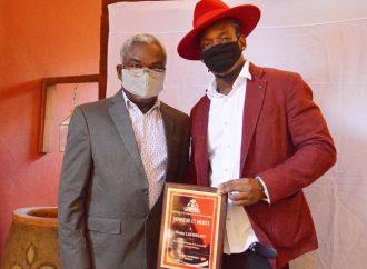 Le MCC rend hommage à Wesly Louissaint son engagement à la promotion de la culture haïtienne
