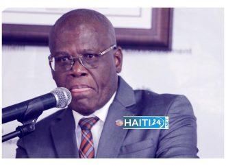 Changement au sein de la PNH : Connu pour sa politique de « double langage », Joseph Jouthe veut contrecarrer « Fantom 509 »