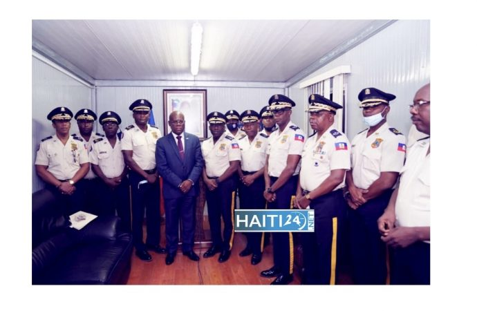 Haiti-Sécurité : De nombreux changements opérés au niveau du haut commandement