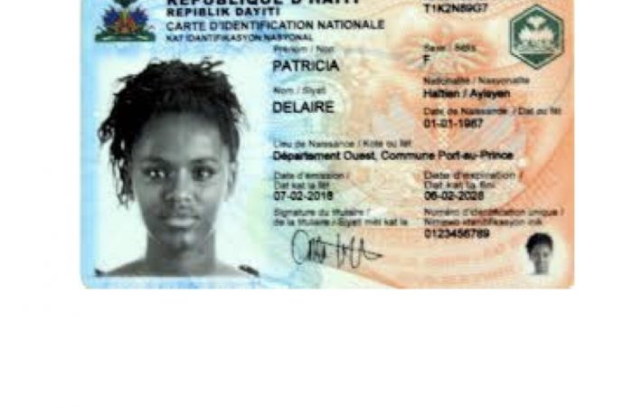 La carte d'identification nationale est octroyée gratuitement, rappelle l'ONI