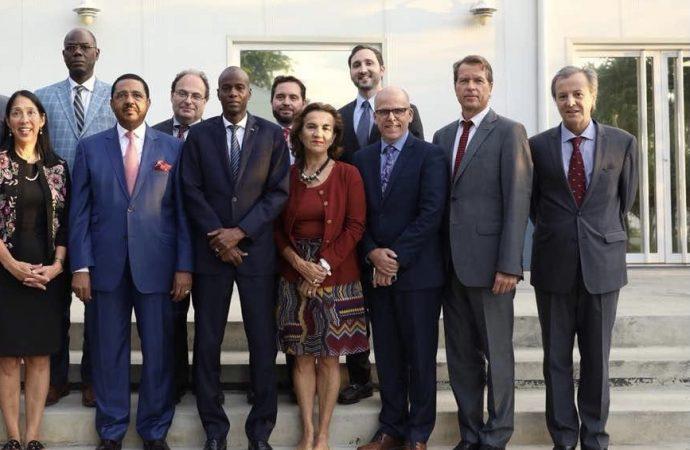 Jovenel Moïse crée l'Agence Nationale d'Intelligence, le Core Group exprime son inquiétude