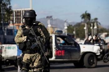 Village de Dieu : « les opérations ne prendront fin que lorsque la population pourra vaquer à ses occupations », promet Léon Charles