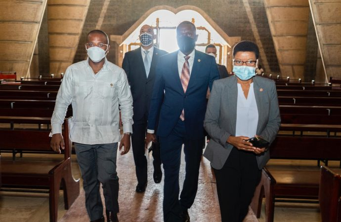 Nouvelle Constitution : Claude Joseph opte pour l'intégration de la diaspora haïtienne