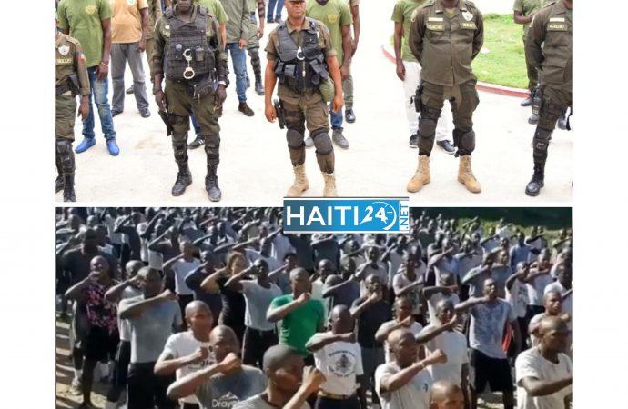 « La BSAP n'est pas une milice », rassure Jeantel Joseph