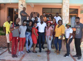 Sud'Est en Action pour la Reconstruction d'Haïti forme des jeunes leaders  en Gouvernance