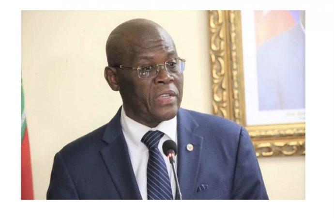 Le Parti Konstwi Lavi exige la démission du Premier ministre Joseph Jouthe