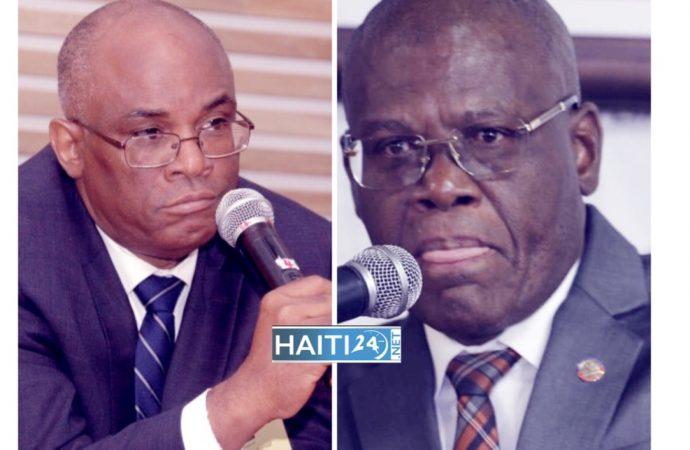 Dossier Monferrier Dorval : Joseph Jouthe invité à comparaître par devant le juge Renord Régis