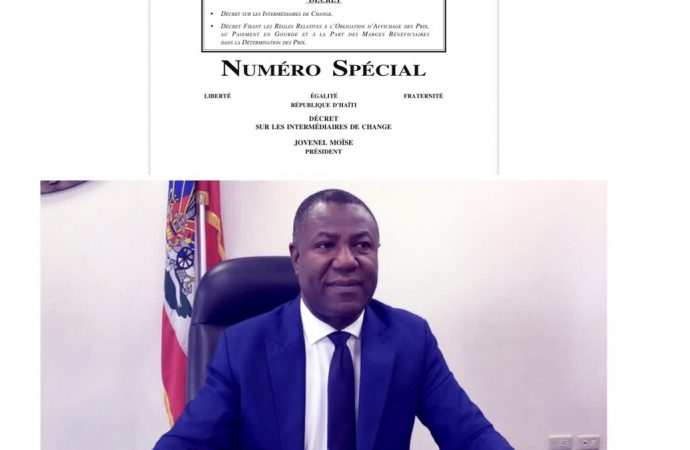 Publication du décret fixant les règles relatives à l'obligation d'affichage des prix en gourdes