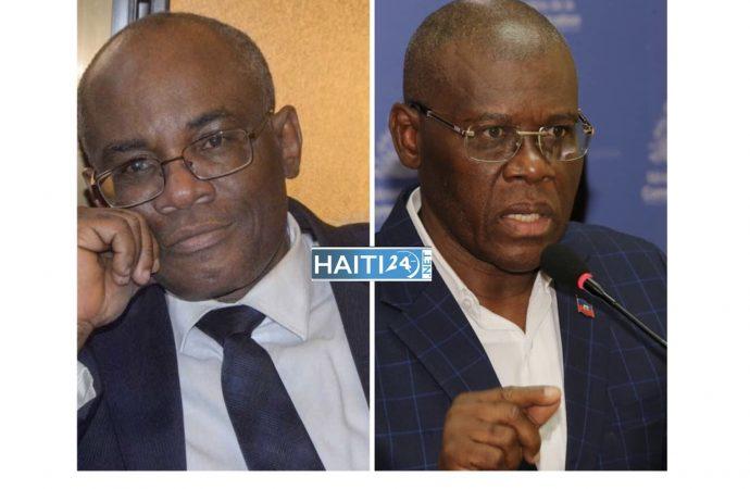 Affaire Dorval : Empêché, Joseph Jouthe ne comparaîtra pas devant le juge Renord Régis ce 15 janvier