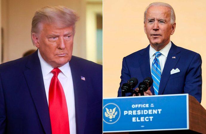 États-Unis : Trump annonce son absence à l'investiture de Joe Biden