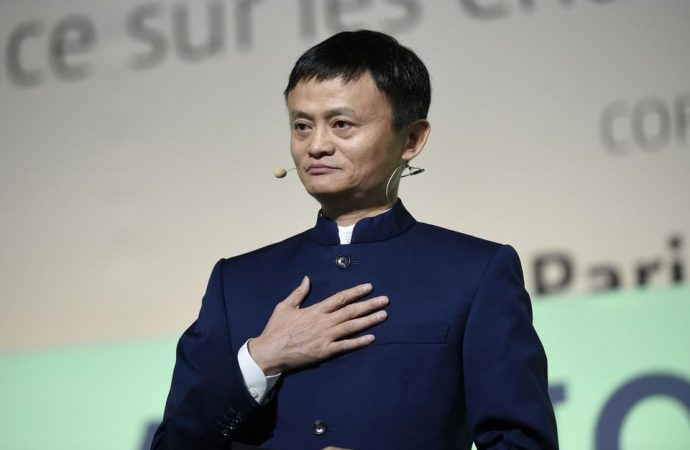 Jack Ma, fondateur d'Alibaba, sort de son silence
