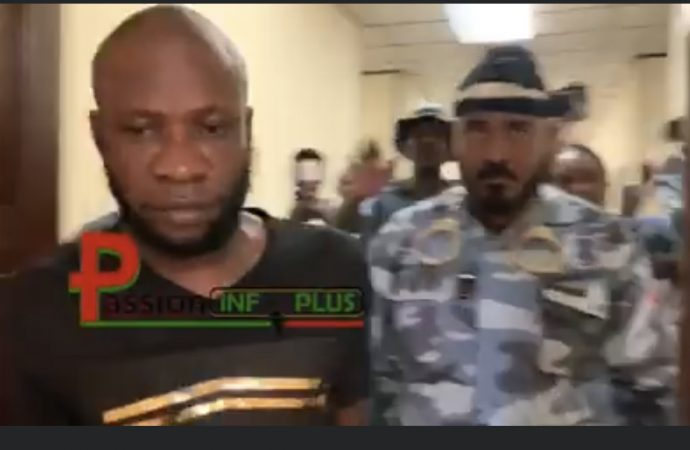 Le chef de gang Arnel Joseph auditionné au cabinet d'Instruction