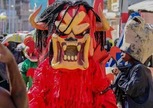 Le carnaval national de Jacmel inscrit au registre national du patrimoine culturel