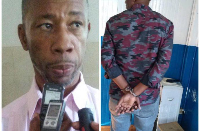 « Nenel Cassy n'est pas arrêté sur ordre du président », affirme le délégué départemental des Nippes