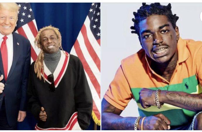 Deux rappeurs américains dont Lil Wayne graciés par le président sortant des États-Unis, Donald Trump